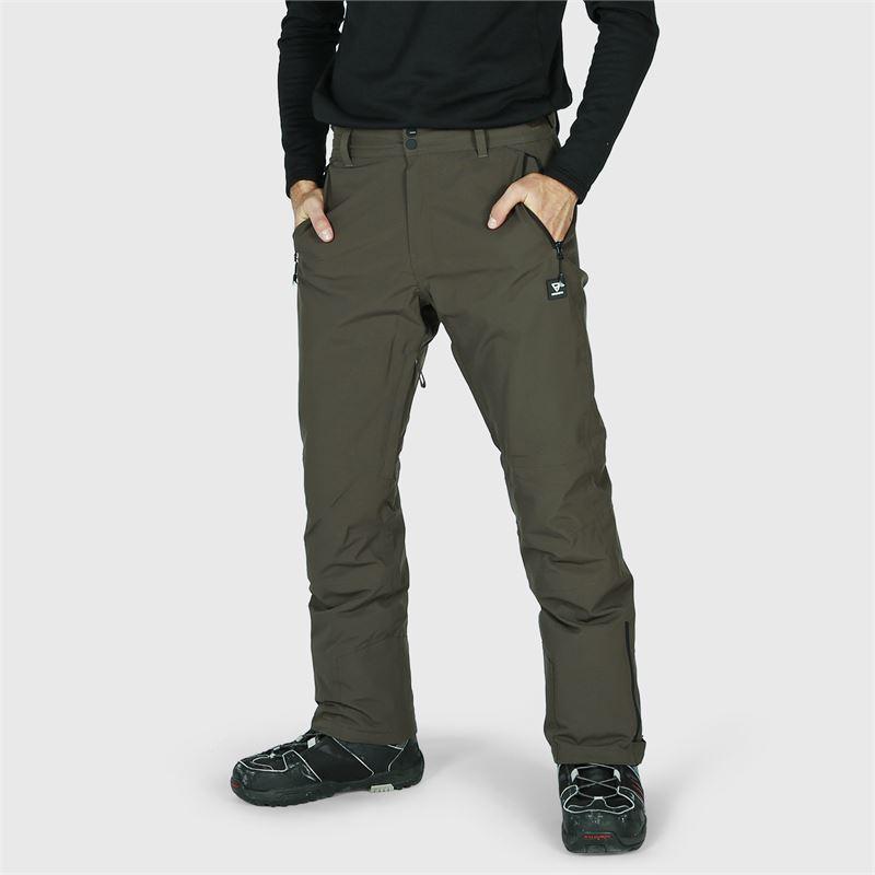 Brunotti Wanderer  (grau) - herren skihosen - Brunotti online shop