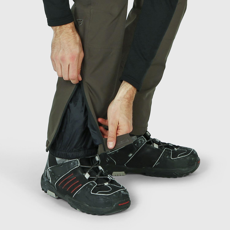 Brunotti Wanderer  (grey) - men snow pants - Brunotti online shop