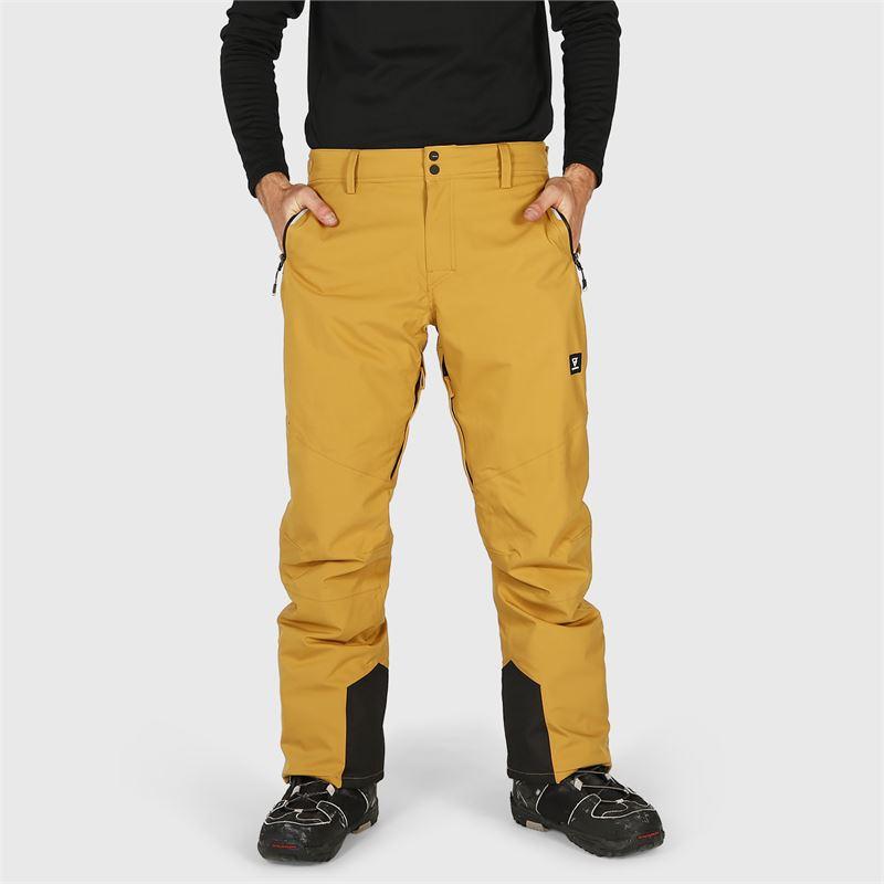 Brunotti Pert  (brown) - men snow pants - Brunotti online shop