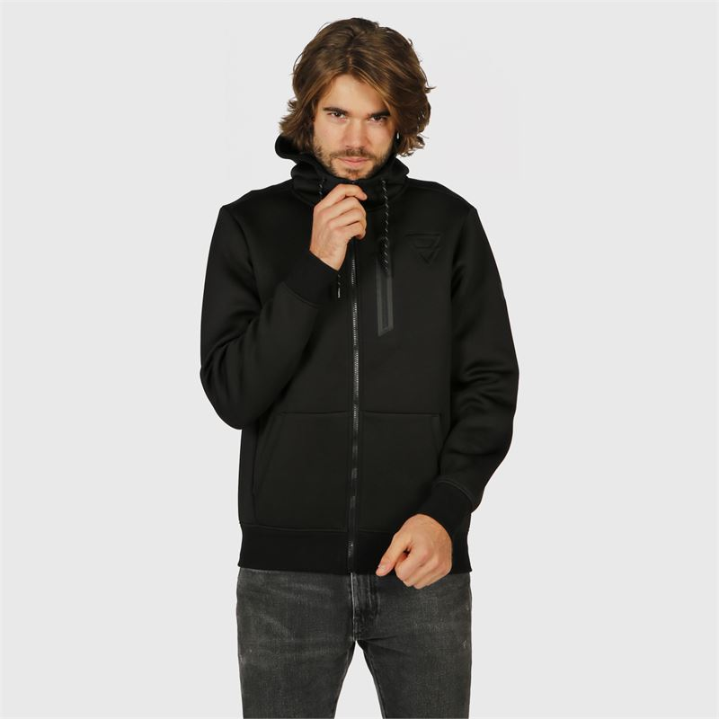 Brunotti Staghorn  (zwart) - heren casual jassen - Brunotti online shop