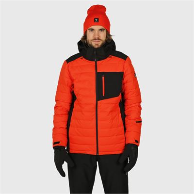 Brunotti Trysail Mens Snowjacket. Available in S,M,L,XL,XXL,XXXL (2021123079-0222)