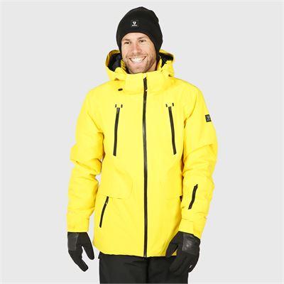 Brunotti Boran Mens Snowjacket. Verfügbar in S,M,L,XL,XXL,XXXL (2021123081-0162)