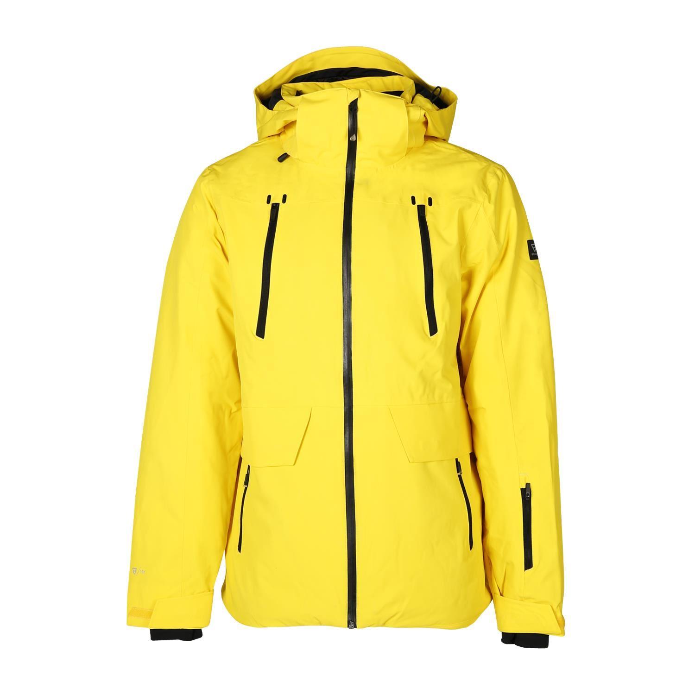 Brunotti Boran  (gelb) - herren skijacken - Brunotti online shop