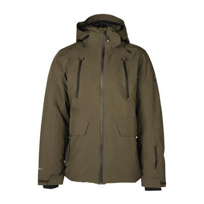Brunotti Boran Mens Snowjacket. Available in S,M,L,XL,XXL,XXXL (2021123081-0930)