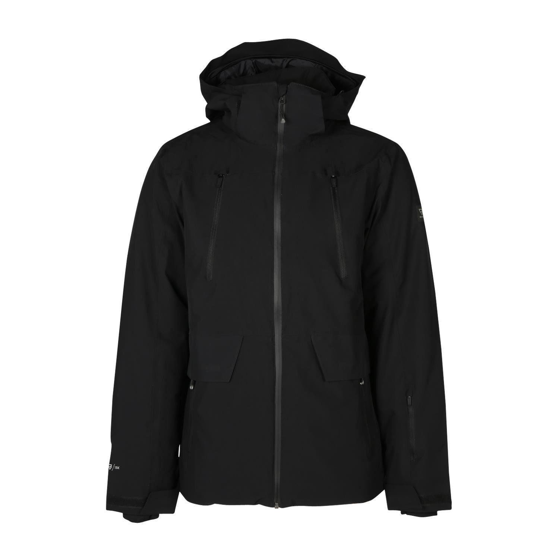 Brunotti Boran  (zwart) - heren ski-jassen - Brunotti online shop