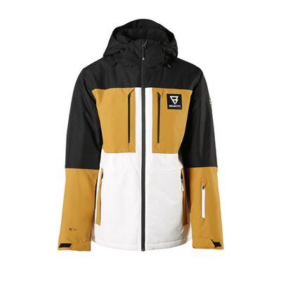 Brunotti Aracin Mens Snowjacket. Beschikbaar in: S,M,L,XL,XXL (2021123083-001)