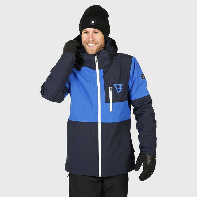 Brunotti Strokers  (blau) - herren skijacken - Brunotti online shop