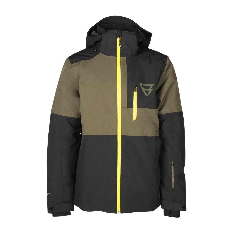 Brunotti Strokers  (zwart) - heren ski-jassen - Brunotti online shop