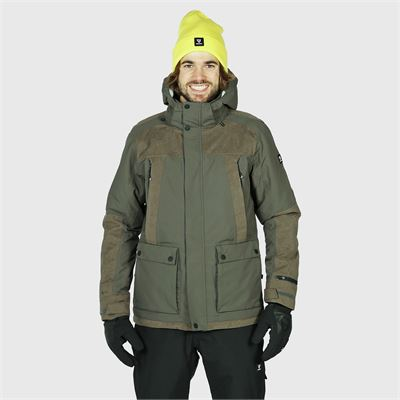 Brunotti Glenn Mens Snowjacket. Available in S,M,L,XL,XXL,XXXL (2021123107-0930)