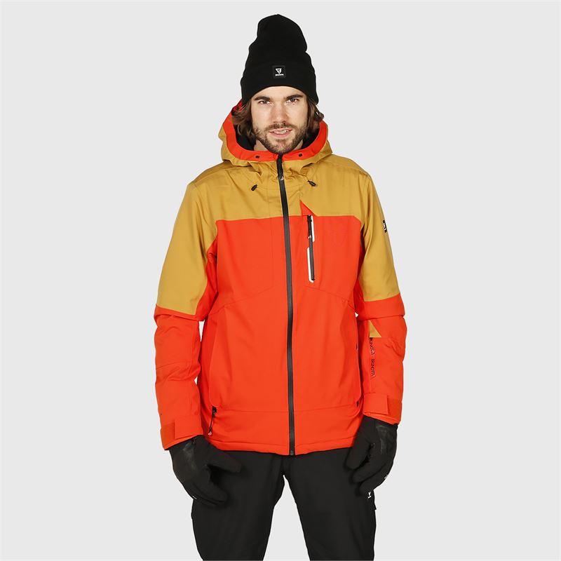 Brunotti Kane  (braun) - herren skijacken - Brunotti online shop