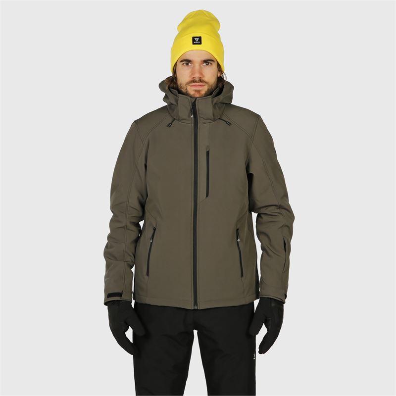 Brunotti Marsala-N  (grau) - herren skijacken - Brunotti online shop