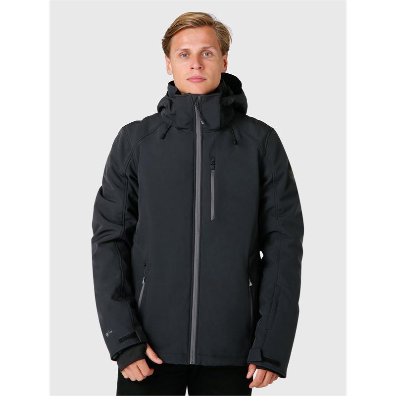Brunotti Marsala-N  (black) - men snow jackets - Brunotti online shop