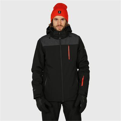 Brunotti Twintip Mens Softshelljacket. Beschikbaar in S,M,L,XL,XXL,XXXL (2021124053-099)
