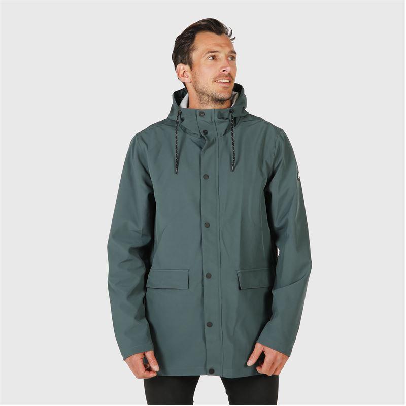 Brunotti Hector  (groen) - heren casual jassen - Brunotti online shop