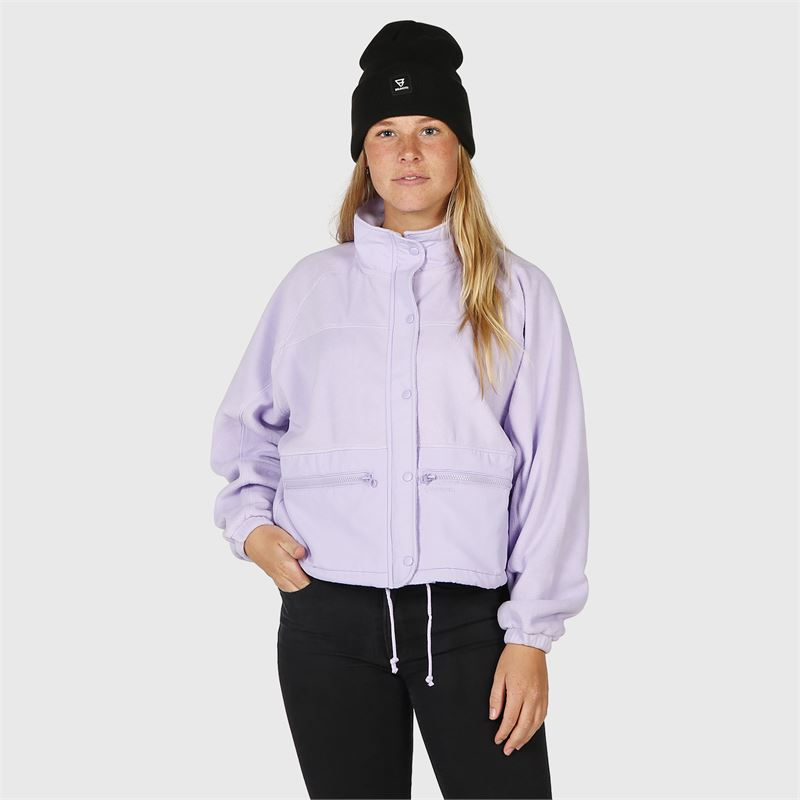 Brunotti Marau  (purple) - women fleeces - Brunotti online shop