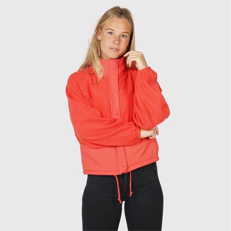 Brunotti Marau  (rood) - dames fleeces - Brunotti online shop