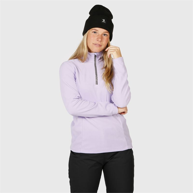 Brunotti Misma-N  (violett) - damen fleeces - Brunotti online shop