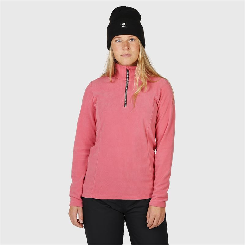 Brunotti Misma  (rosa) - damen fleeces - Brunotti online shop