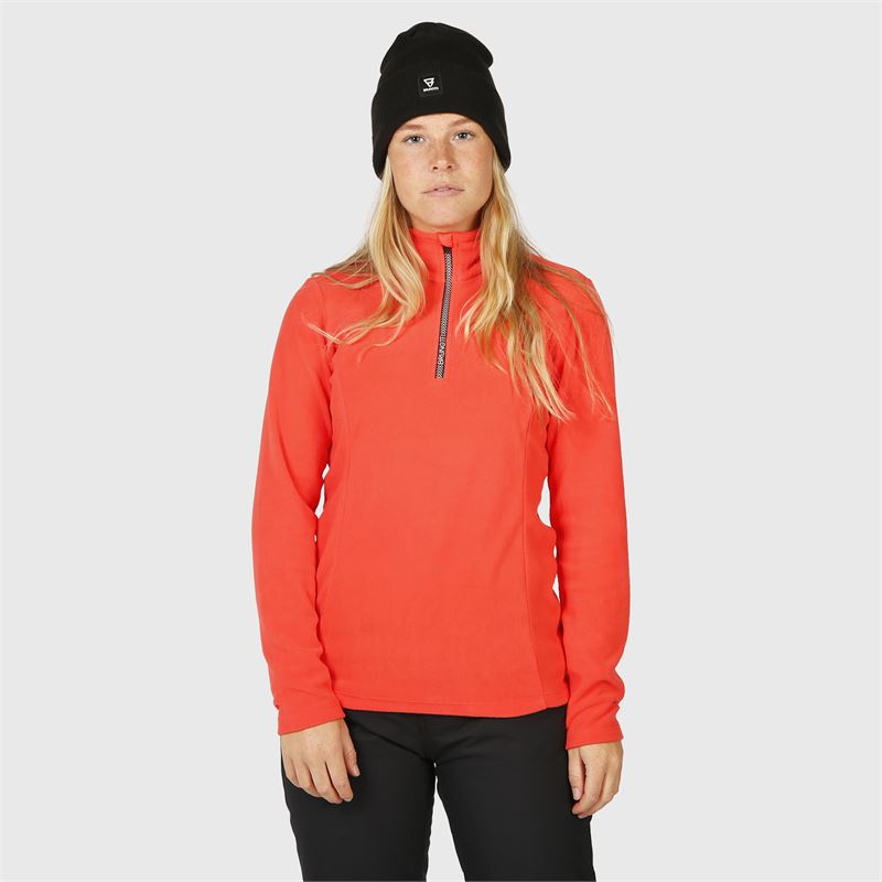 Brunotti Misma  (rot) - damen fleeces - Brunotti online shop