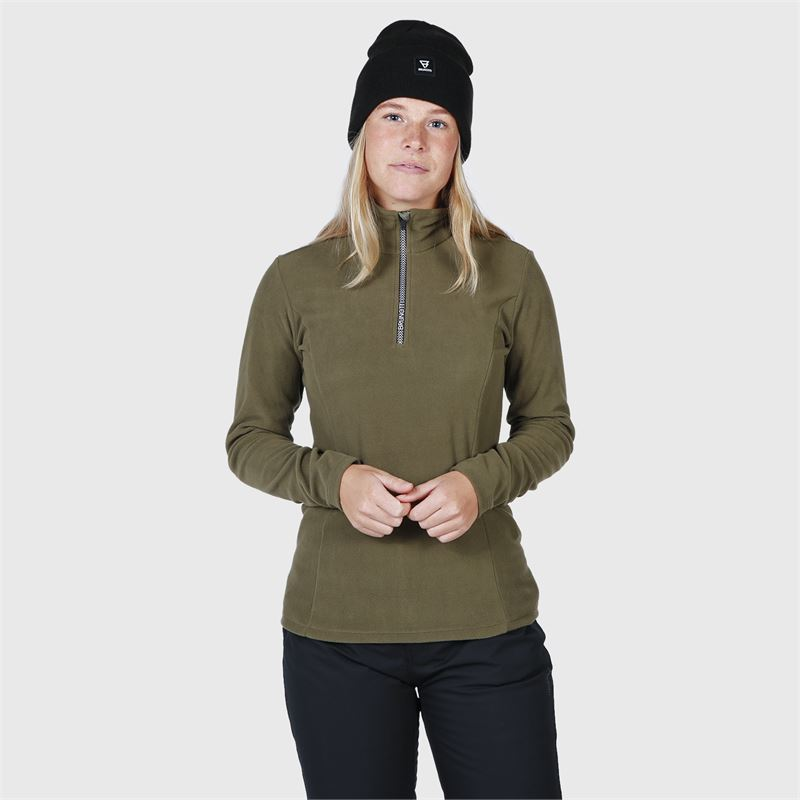 Brunotti Misma  (grün) - damen fleeces - Brunotti online shop