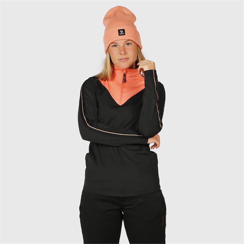 Brunotti Phesant  (roze) - dames fleeces - Brunotti online shop