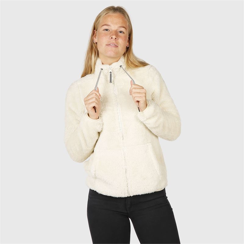 Brunotti Moani  (white) - women fleeces - Brunotti online shop