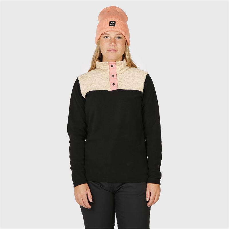 Brunotti Manali  (black) - women fleeces - Brunotti online shop