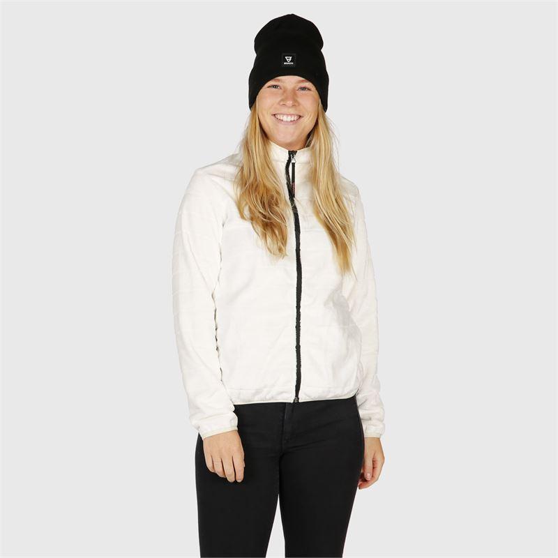 Brunotti Turaco  (white) - women fleeces - Brunotti online shop