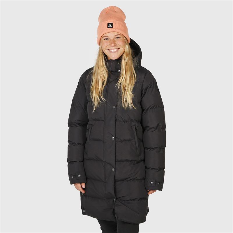 Brunotti Gadwell  (zwart) - dames casual jassen - Brunotti online shop