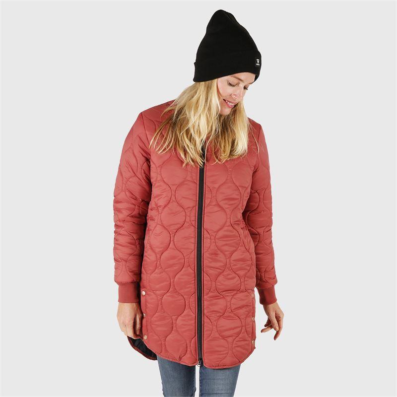 Brunotti Sitara  (rood) - dames casual jassen - Brunotti online shop