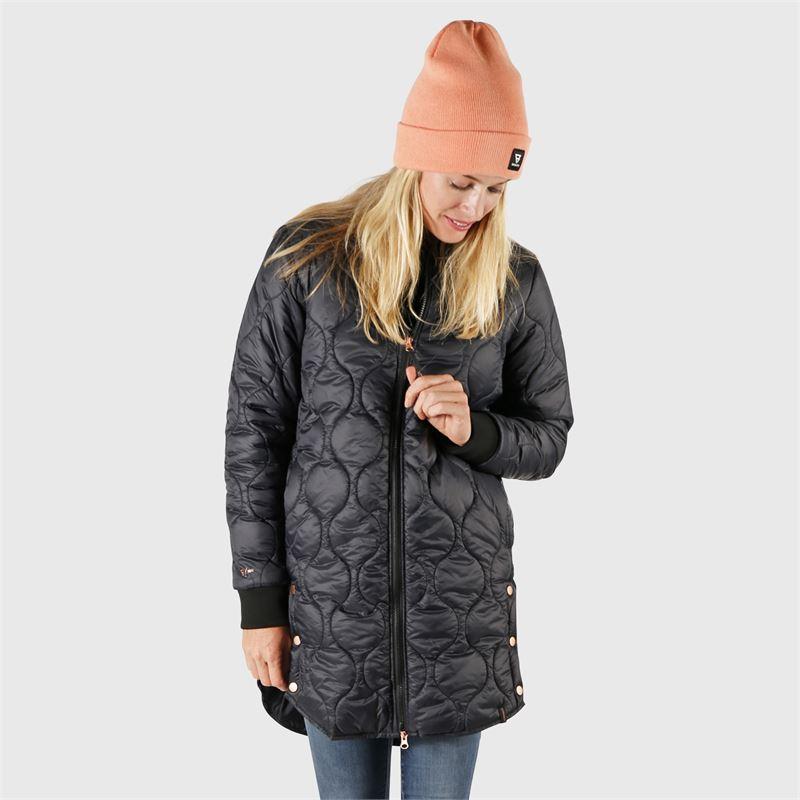 Brunotti Sitara  (black) - women casual jackets - Brunotti online shop