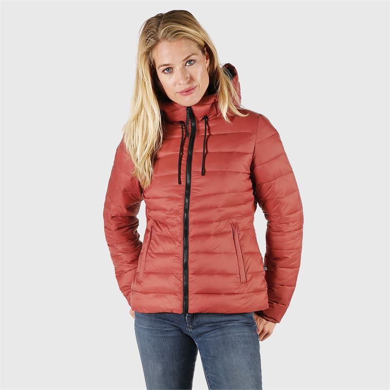Brunotti Maija  (red) - women casual jackets - Brunotti online shop