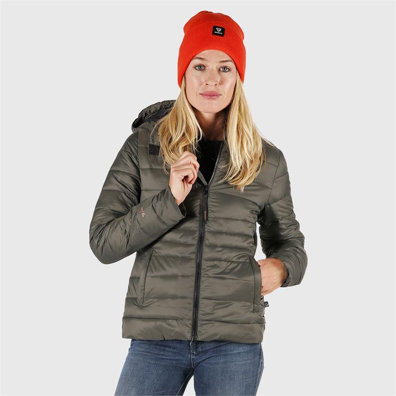 Brunotti Maija  (grey) - women casual jackets - Brunotti online shop