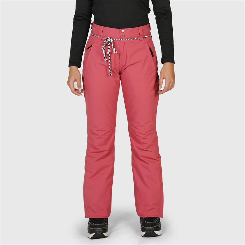 Brunotti Sunleaf  (pink) - women snow pants - Brunotti online shop