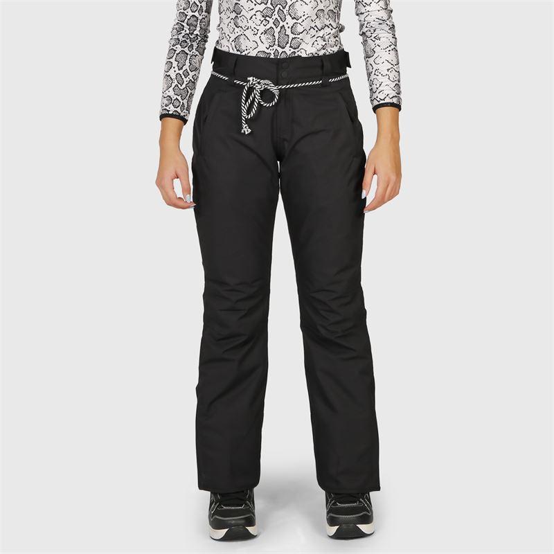 Brunotti Sunleaf  (zwart) - dames skibroeken - Brunotti online shop