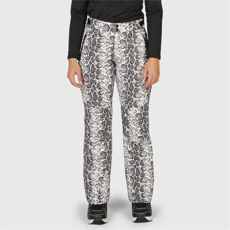 Brunotti Kagu-AO  (white) - women snow pants - Brunotti online shop