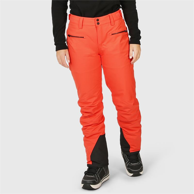 Brunotti Silverbird  (red) - women snow pants - Brunotti online shop