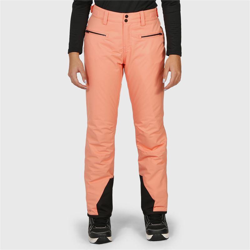 Brunotti Silverbird  (roze) - dames skibroeken - Brunotti online shop