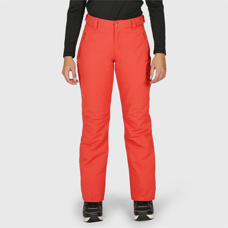 Brunotti Sahara-S  (red) - women snow pants - Brunotti online shop