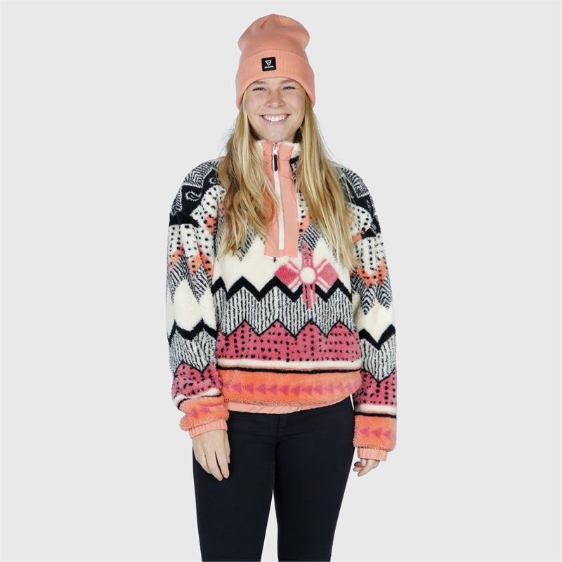 Brunotti Luana  (wit) - dames truien & vesten - Brunotti online shop