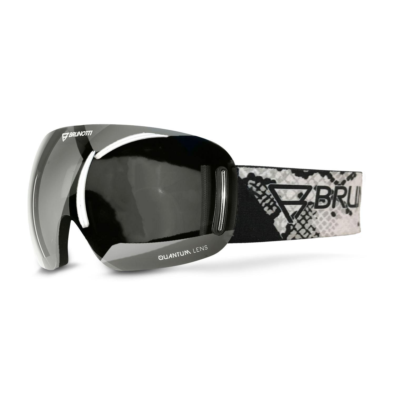 Brunotti Speed  (wit) - dames ski / snowboard brillen - Brunotti online shop