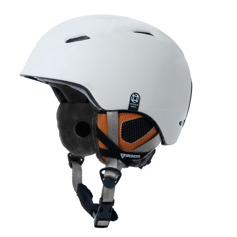 Brunotti Nicole  (wit) - dames ski / snowboard helmen - Brunotti online shop