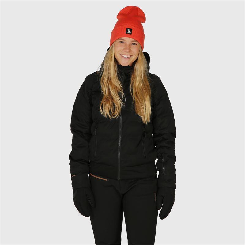 Brunotti Firecrown  (black) - women snow jackets - Brunotti online shop