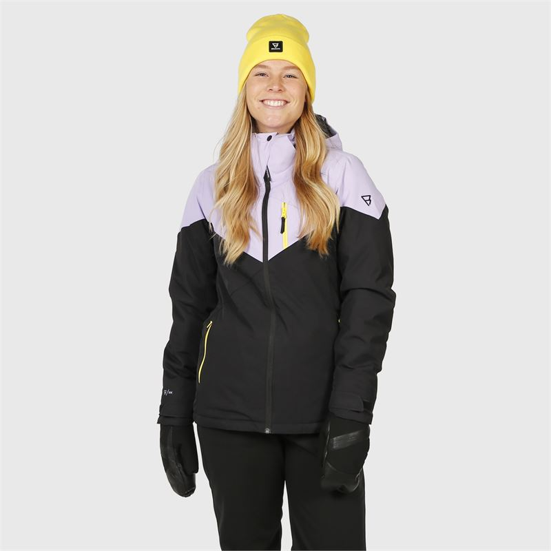 Brunotti Sheerwater  (violett) - damen skijacken - Brunotti online shop