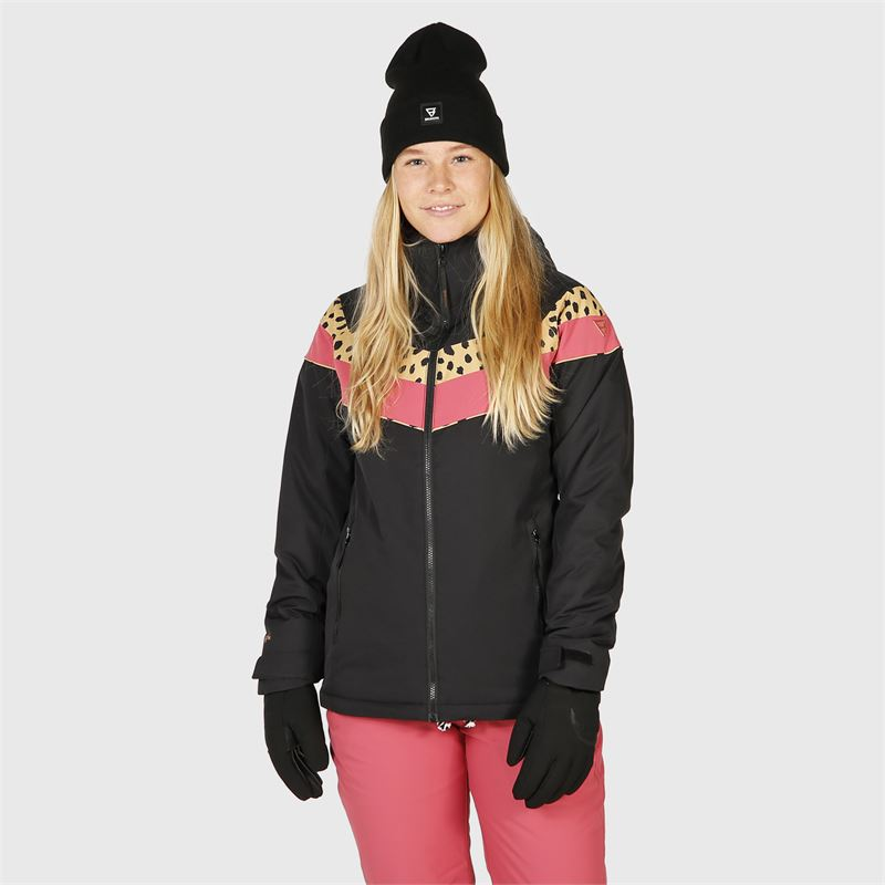 Brunotti Leilana  (pink) - women snow jackets - Brunotti online shop