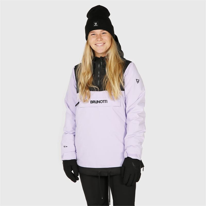 Brunotti Rey  (purple) - women snow jackets - Brunotti online shop