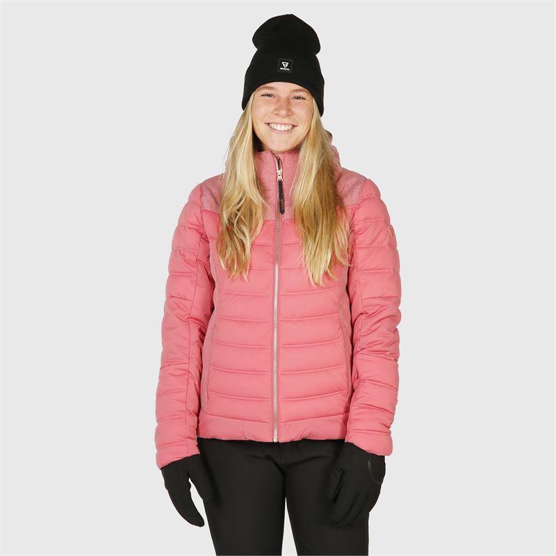 Brunotti Jaciano  (rosa) - damen skijacken - Brunotti online shop