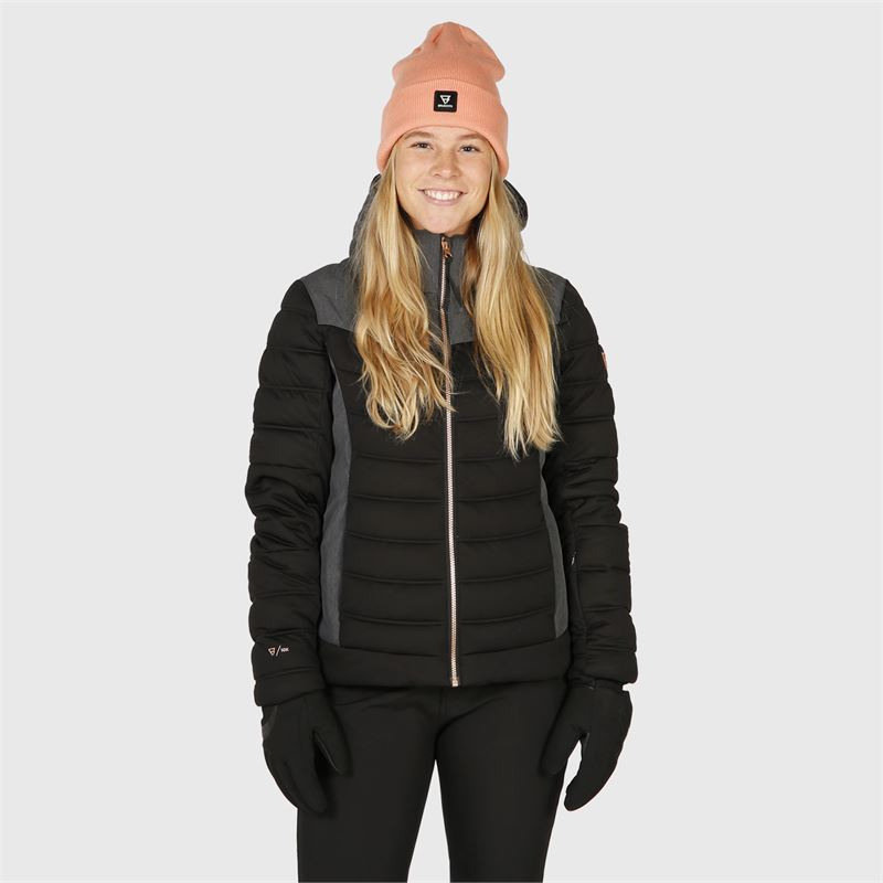 Brunotti Jaciano  (black) - women snow jackets - Brunotti online shop