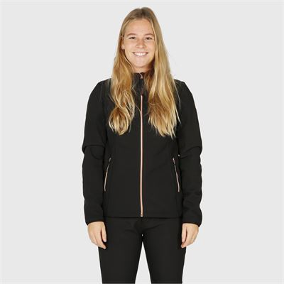 Brunotti Naos Women Softshelljacket. Verfügbar in XS,S,M,L,XL,XXL (2022124271-099)
