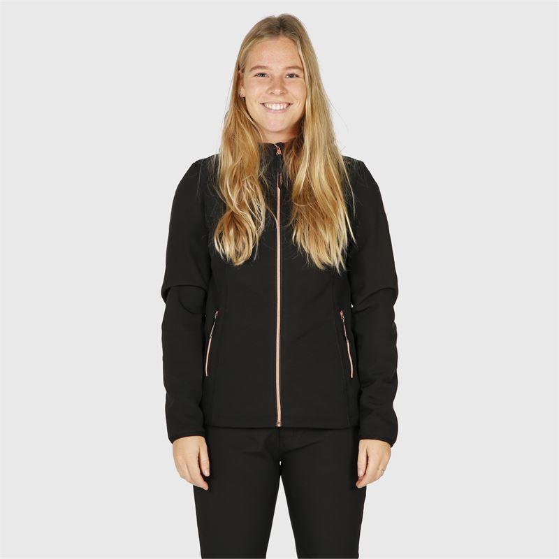 Brunotti Naos  (black) - women casual jackets - Brunotti online shop